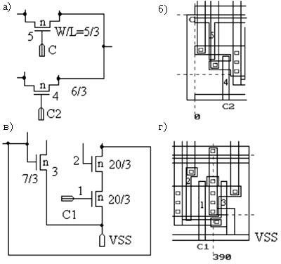 МОП-транзисторов берутся