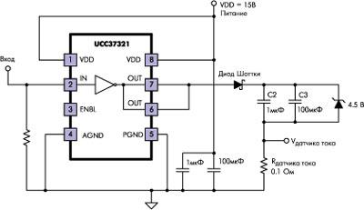 Методика выбора драйвера для IGBT- или MOSFET-транзистора