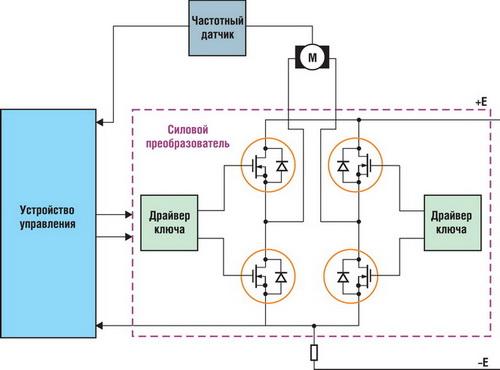 система постоянного тока схема