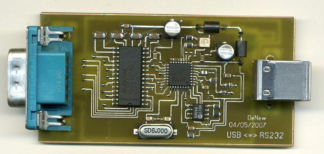 USB - RS-232 ïðåîáðàçîâàòåëè.